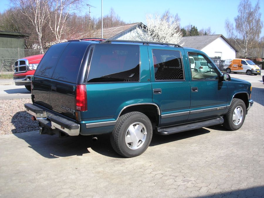 Bill Kay Chevy >> Used 1996 Chevrolet Tahoe Pricing Features Edmunds | Upcomingcarshq.com