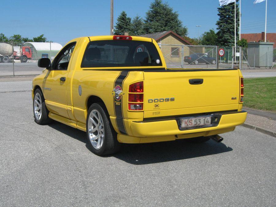 2017 Dodge Ram >> 2004 Dodge Ram 1500 Rumble Bee - California Trucks: USA ...